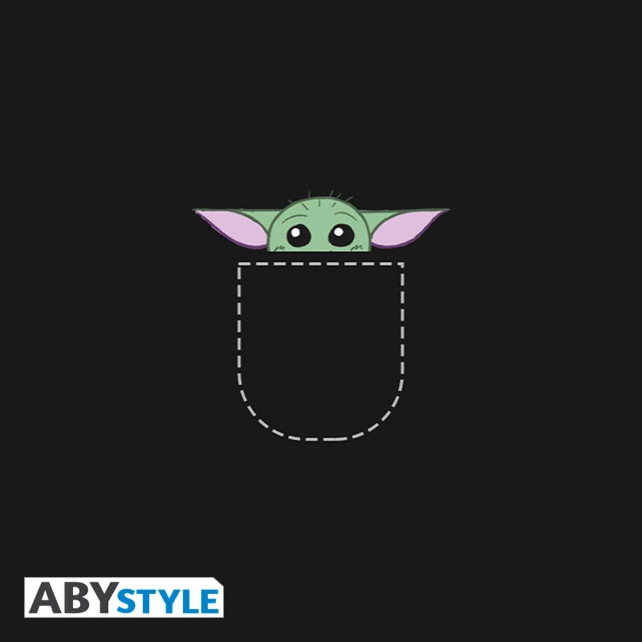 The Mandalorian: Baby Yoda Pocket (Extra Large) - 2