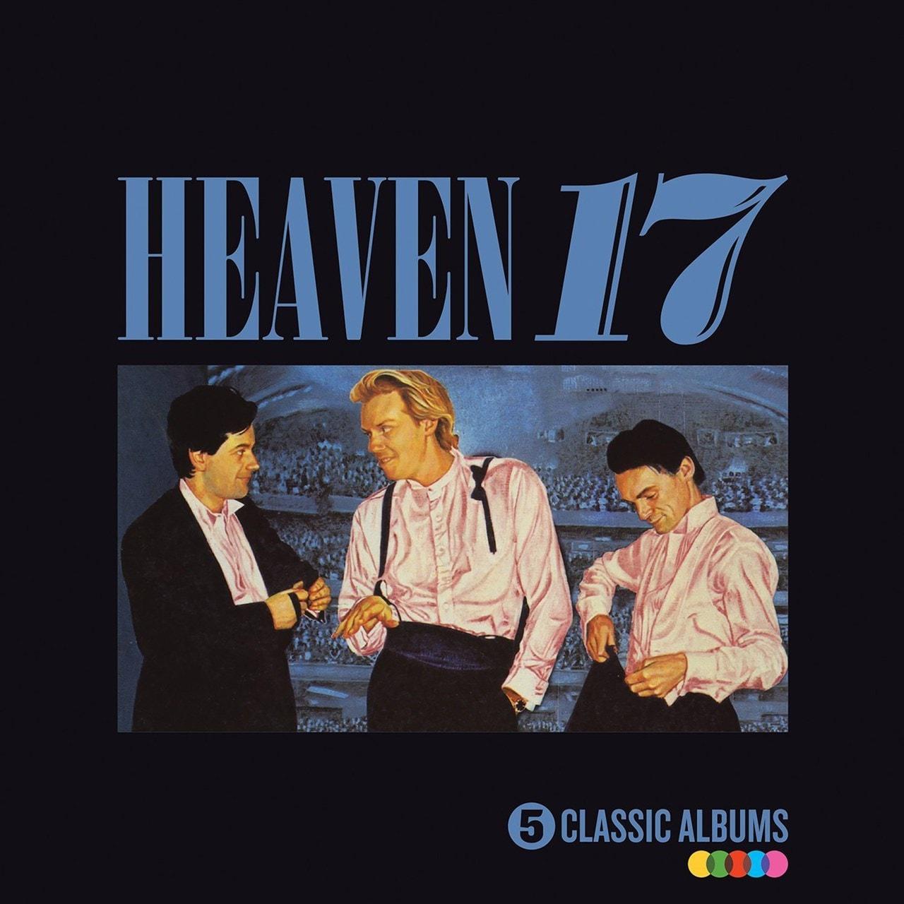 5 Classic Albums - 1