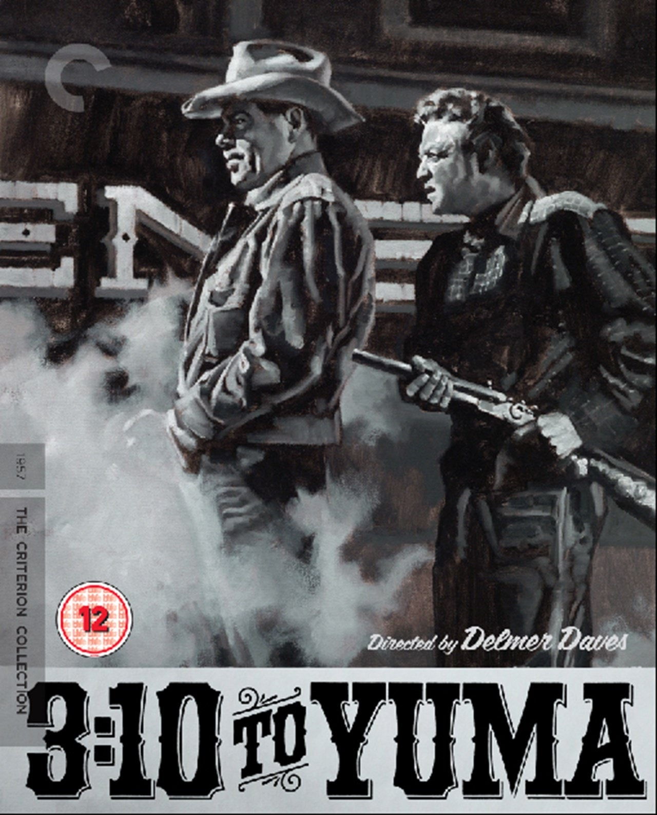 3:10 to Yuma - The Criterion Collection - 1