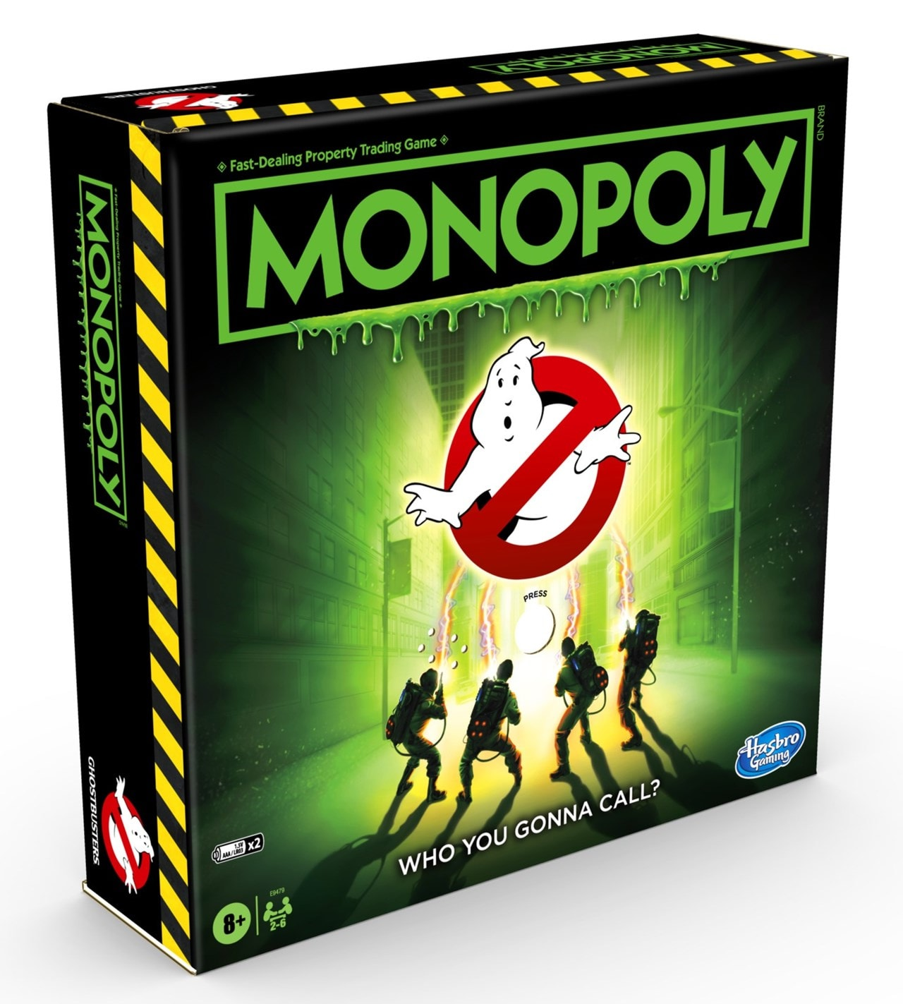 Monopoly: Ghostbusters Edition - 4