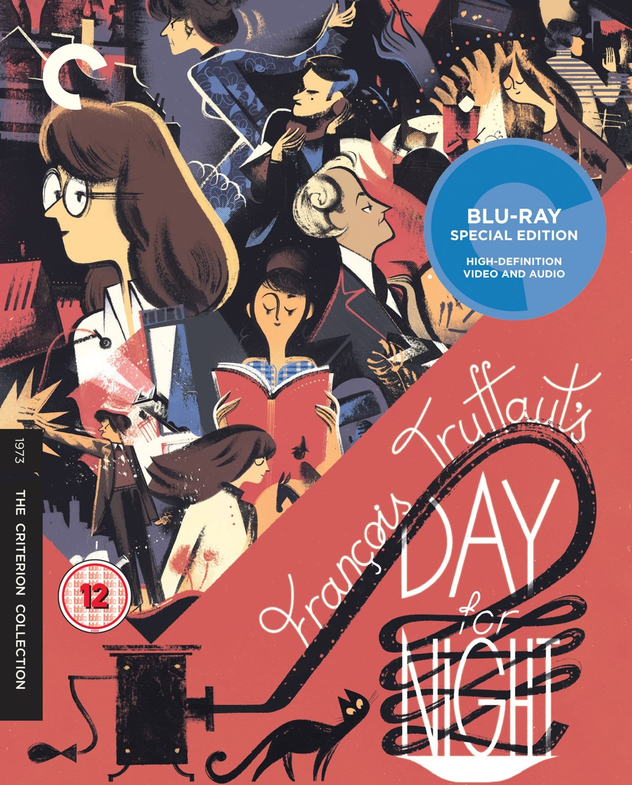 Day for Night - The Criterion Collection - 1