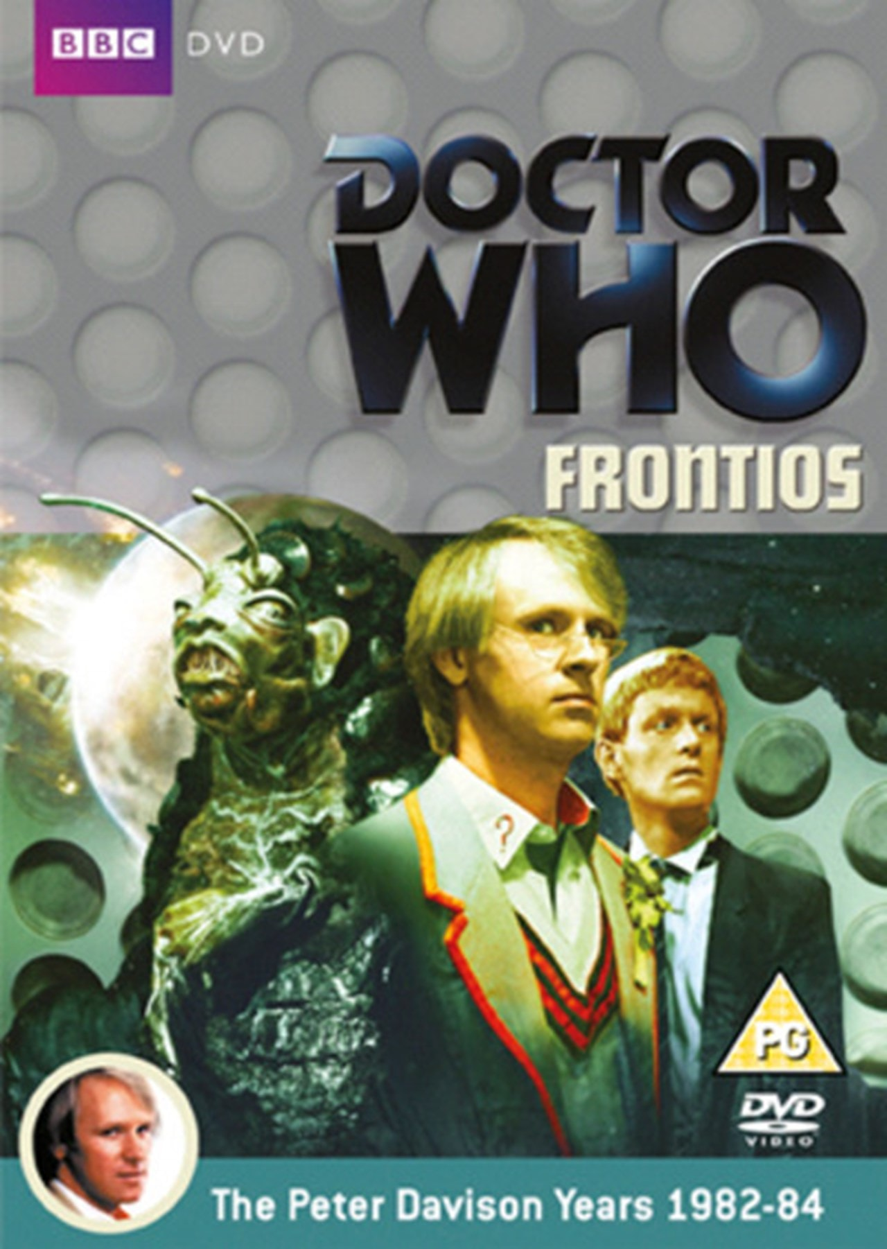 Doctor Who: Frontios - 1