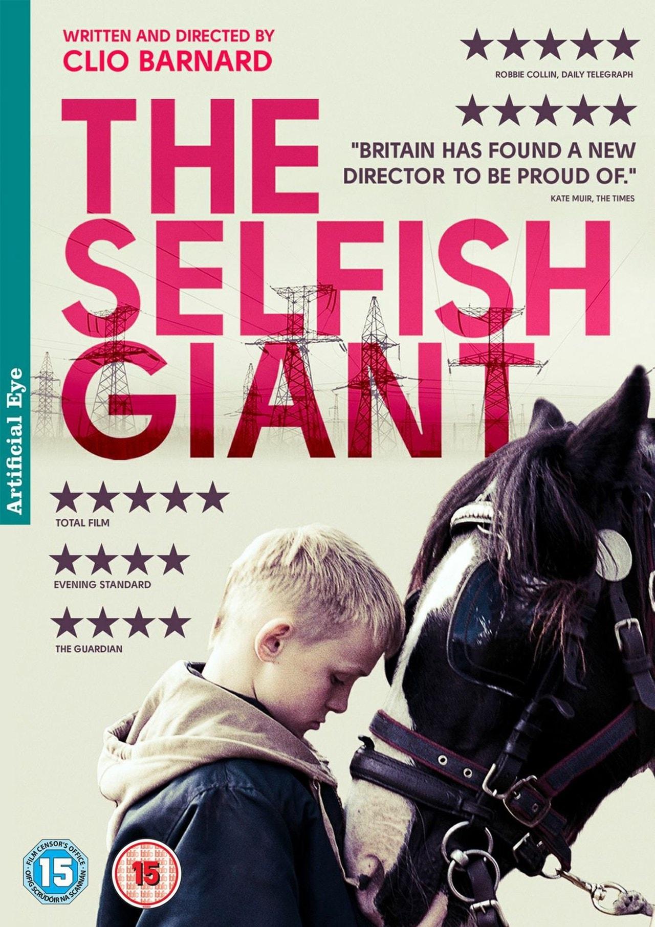 The Selfish Giant - 1