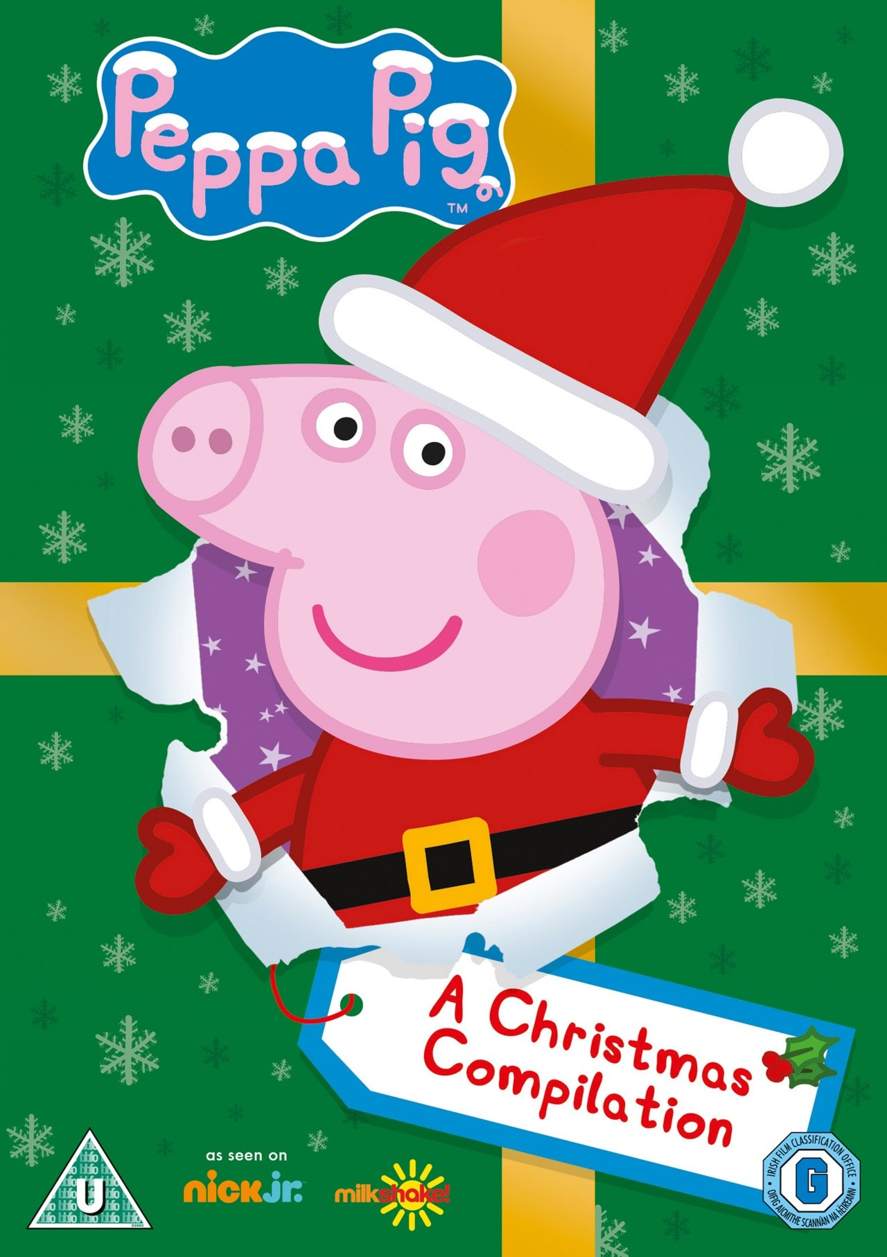 Peppa Pig: A Christmas Compilation - 1