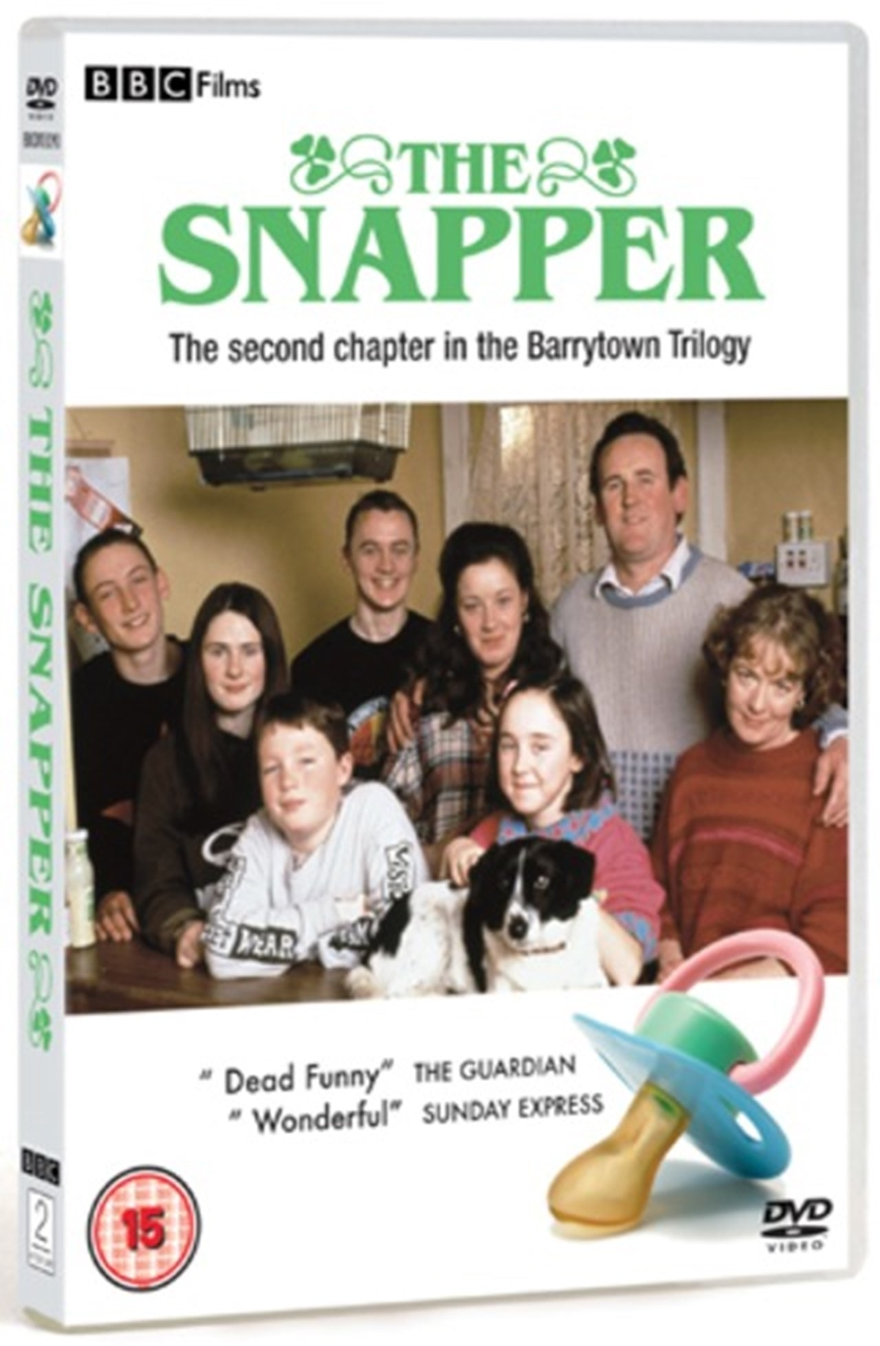 The Snapper - 1
