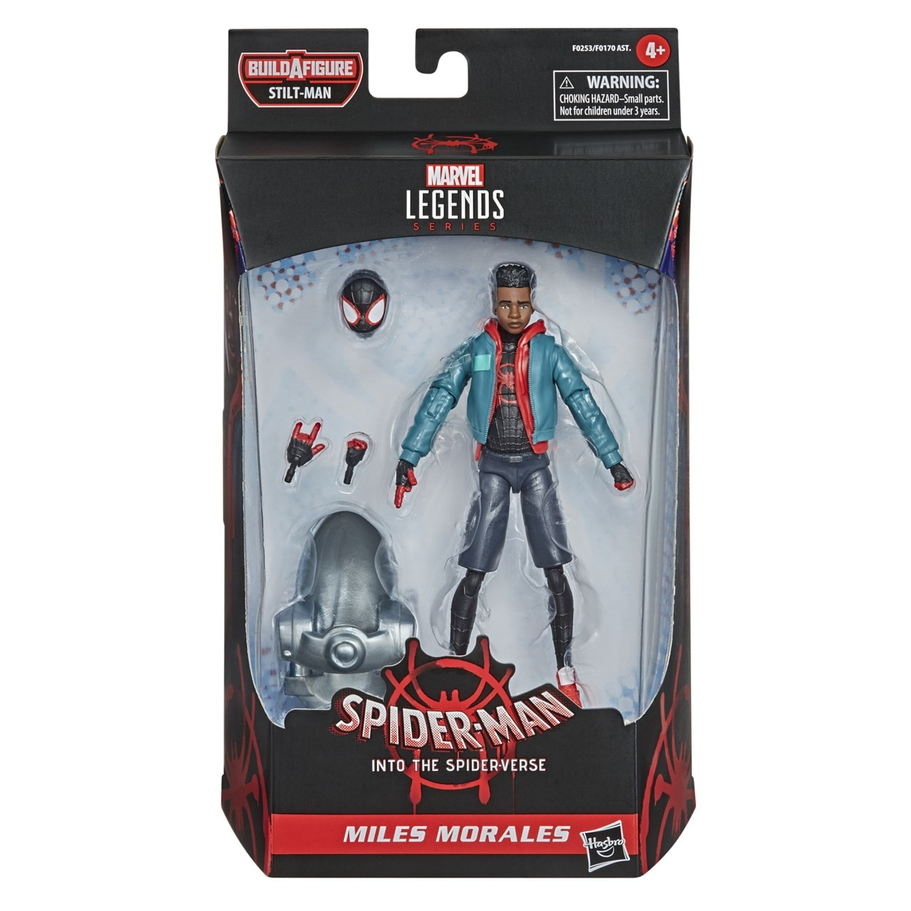 Miles Morales: Spider-Man: Into The Spider-Verse Marvel Action Figure - 2