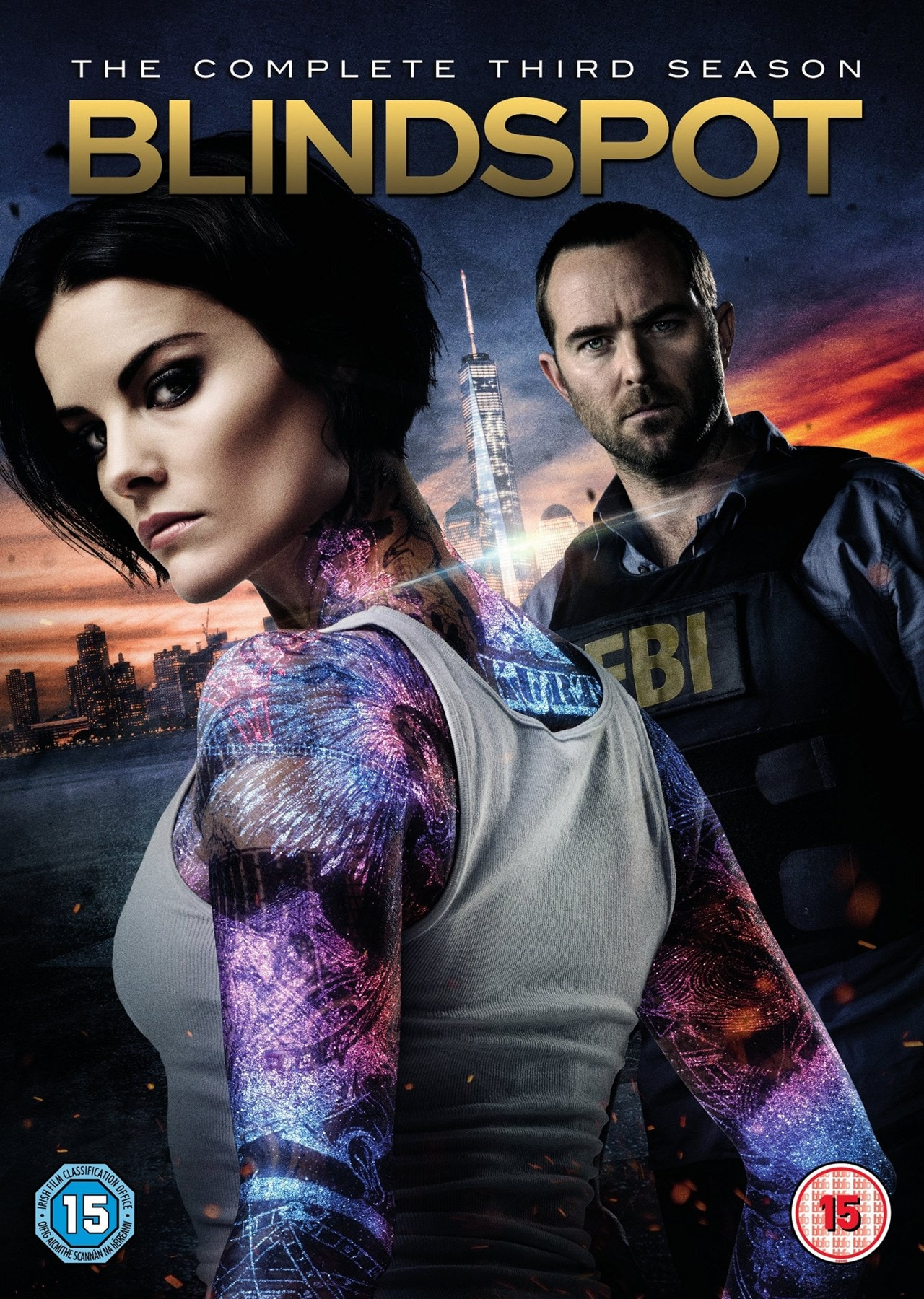 Blindspot: The Complete Third Season - 1