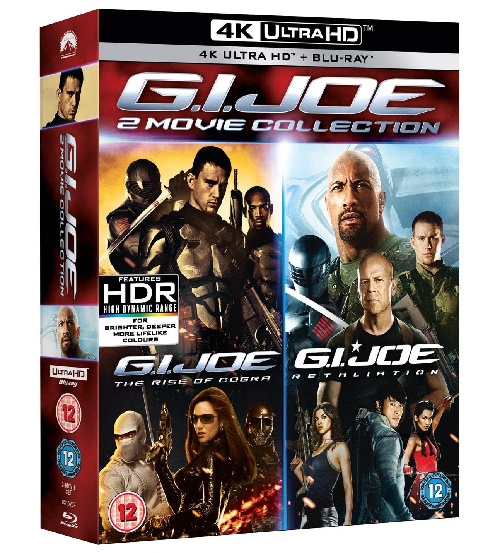 G.I. Joe: The Rise of Cobra/G.I. Joe: Retaliation - 2