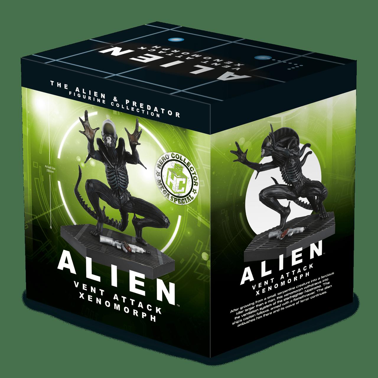 Alien: Vent Attack Mega Figurine: Hero Collector - 6