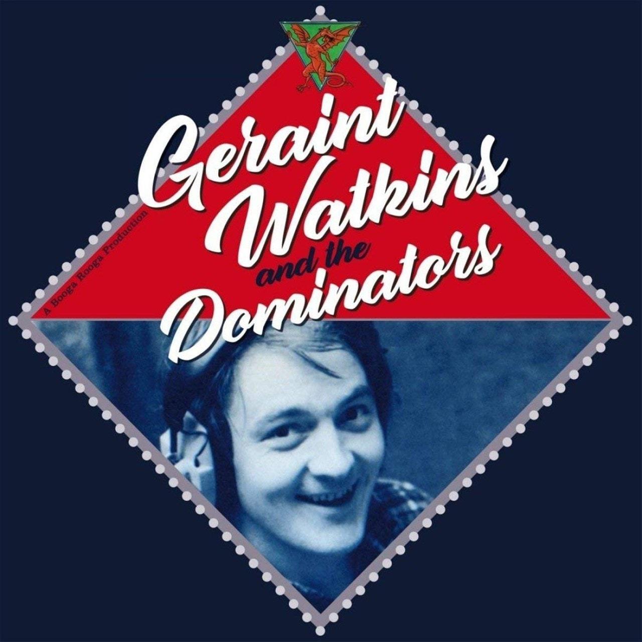 Geraint Watkins & the Dominators - 1