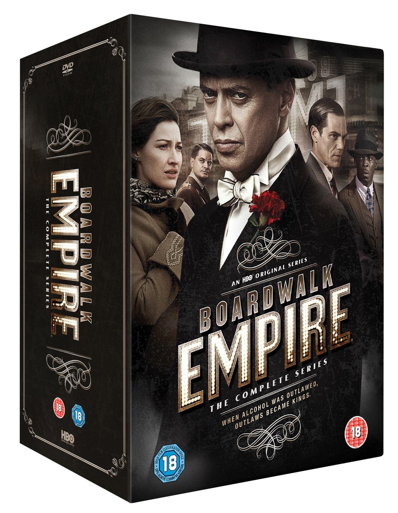 Boardwalk Empire: The Complete Series - 2