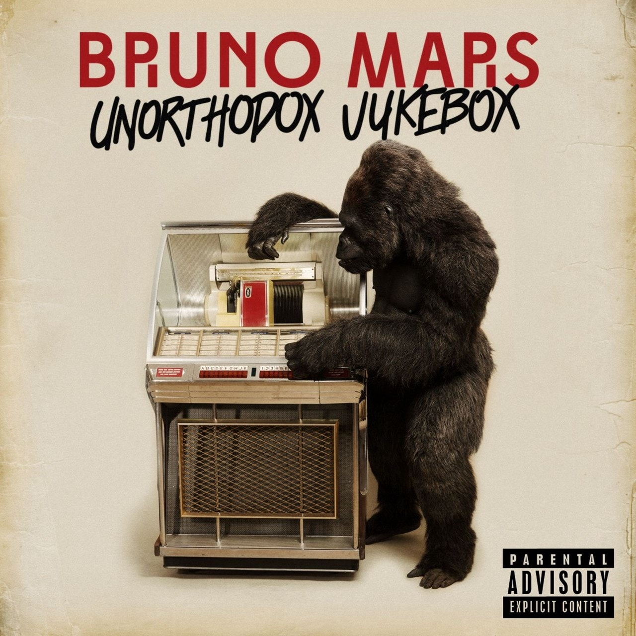 Unorthodox Jukebox - 1
