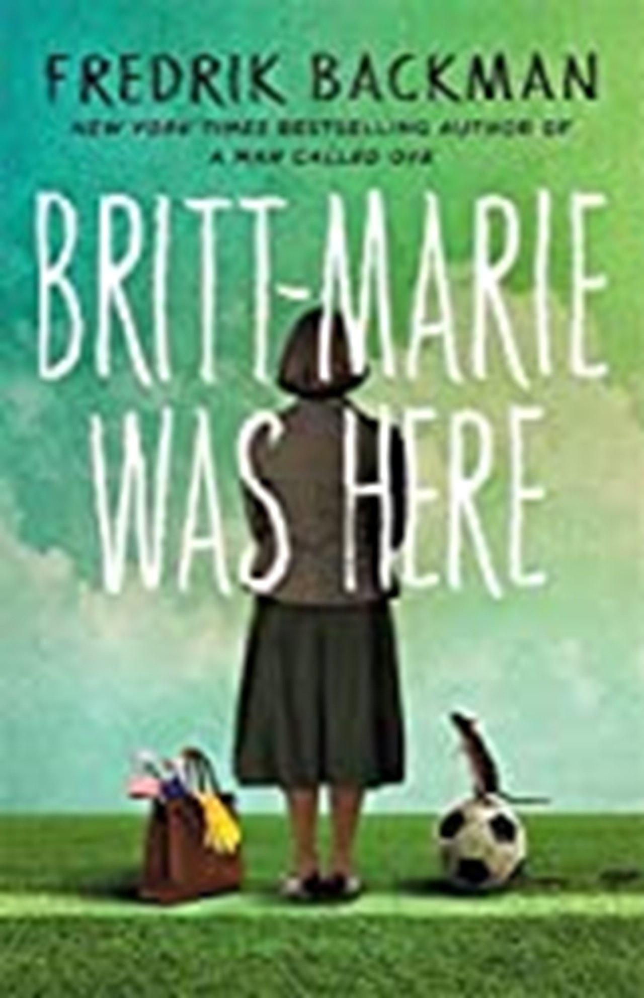 Britt-Marie Was Here - 1