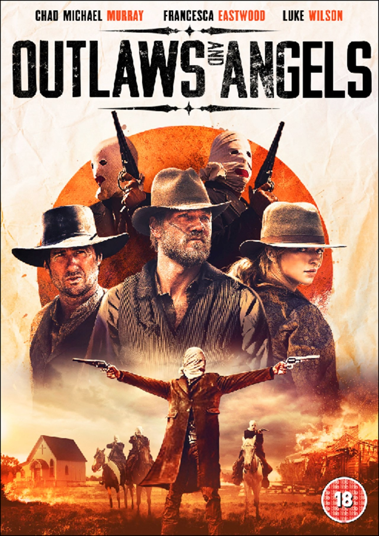 Outlaws and Angels - 1