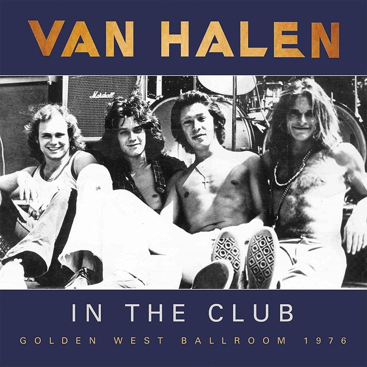 In the Club: Golden West Ballroom 1976 - 1