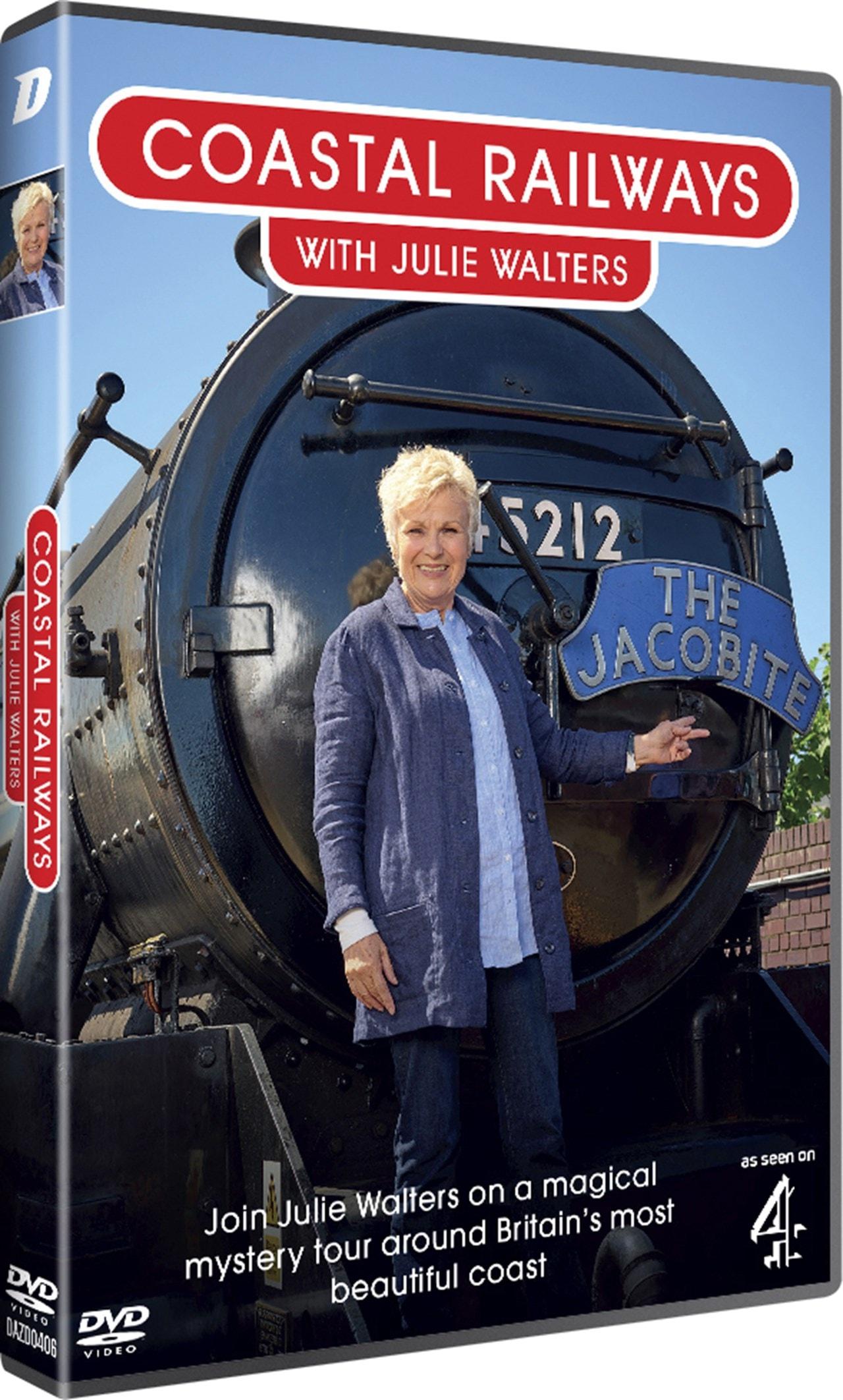 Coastal Railways With Julie Walters - 2