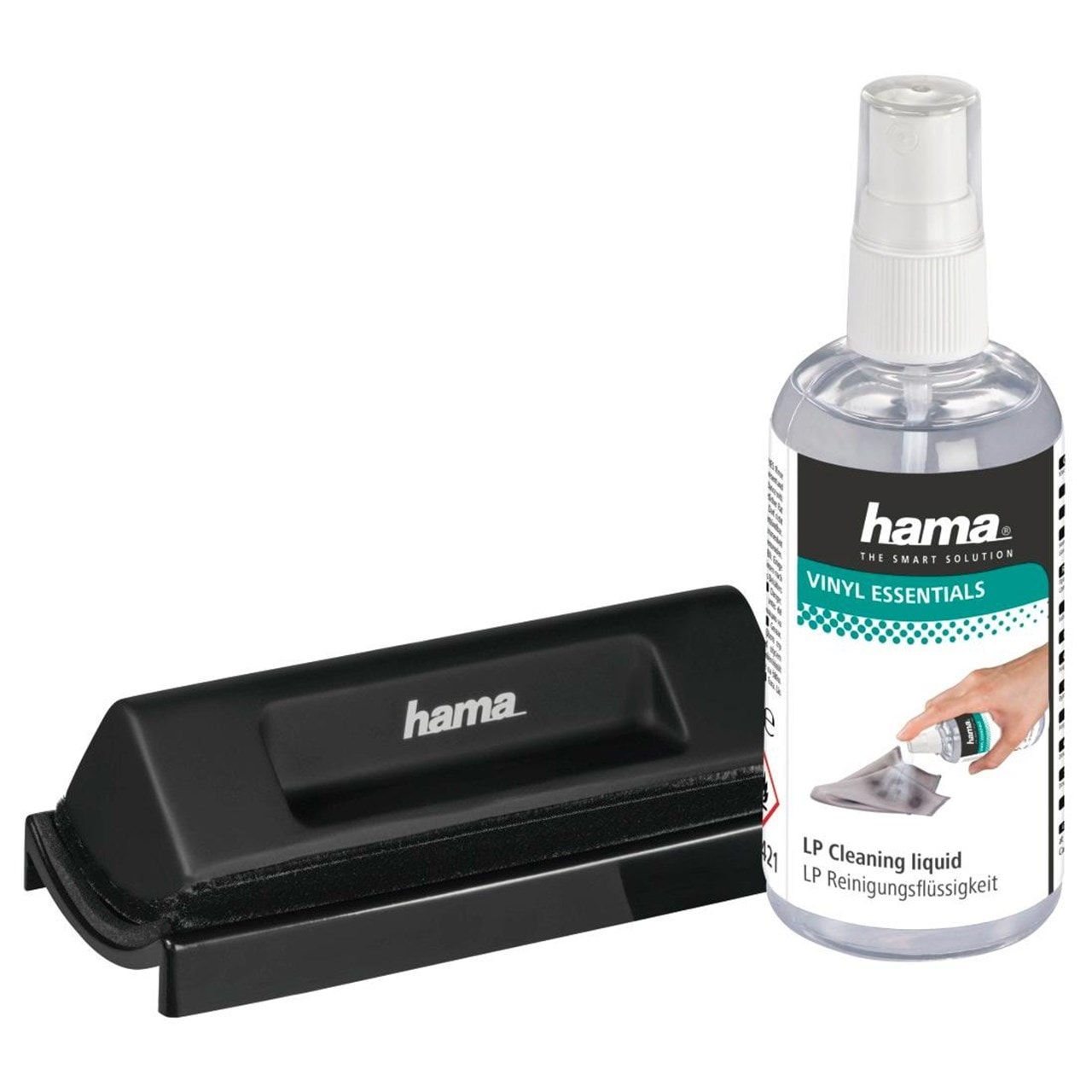 Hama Record Cleaning Kit - 1