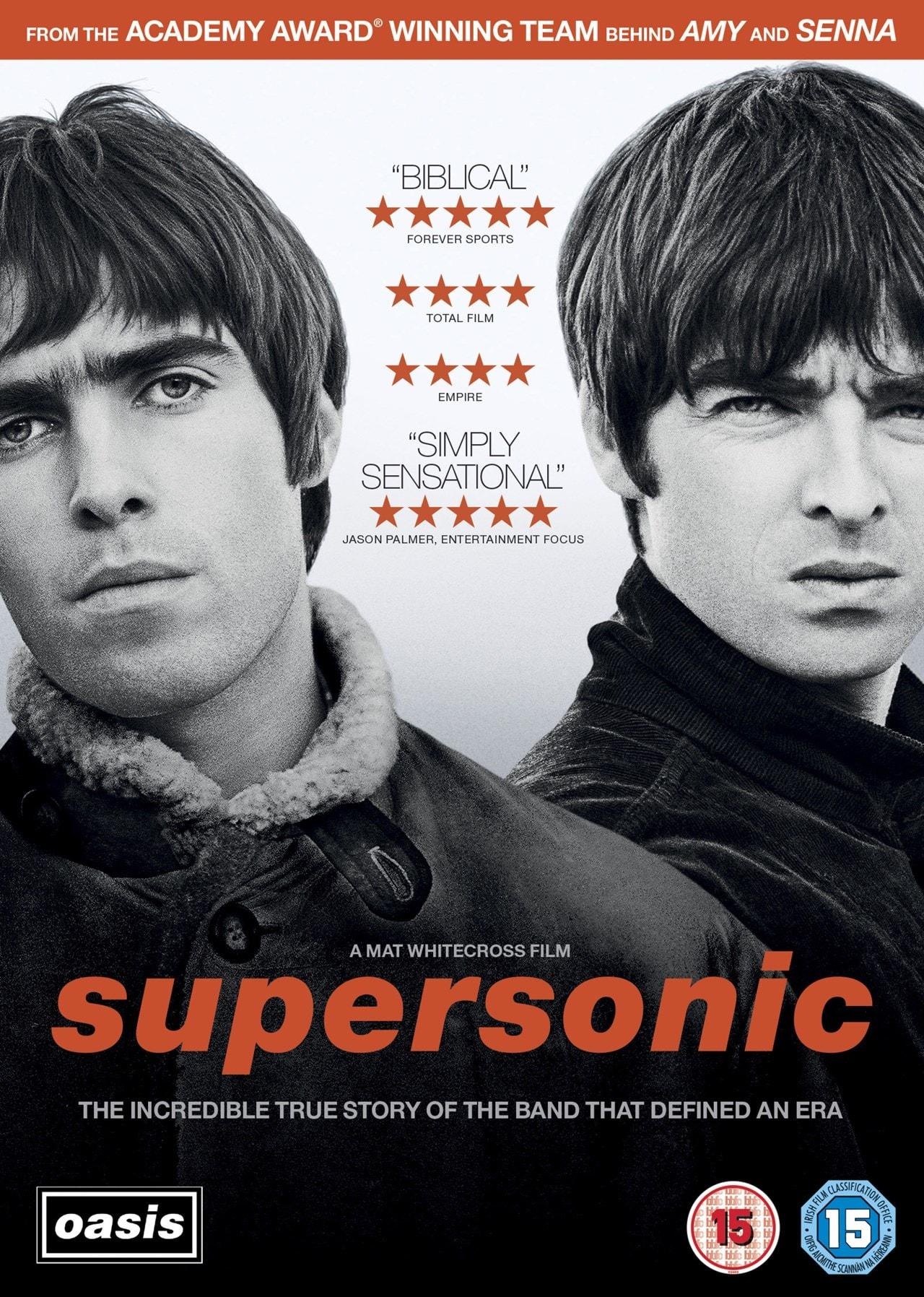 Supersonic - 1