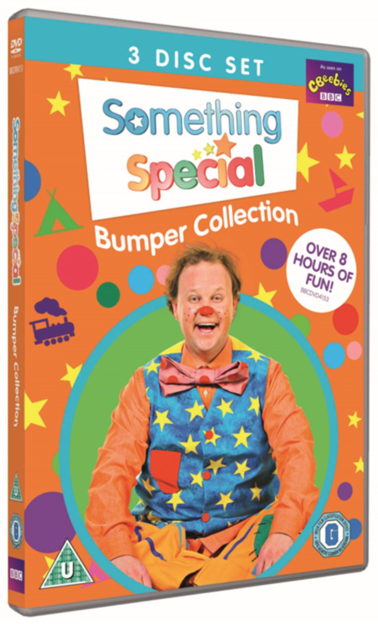 Something Special: Mr Tumble Bumper Collection - 2