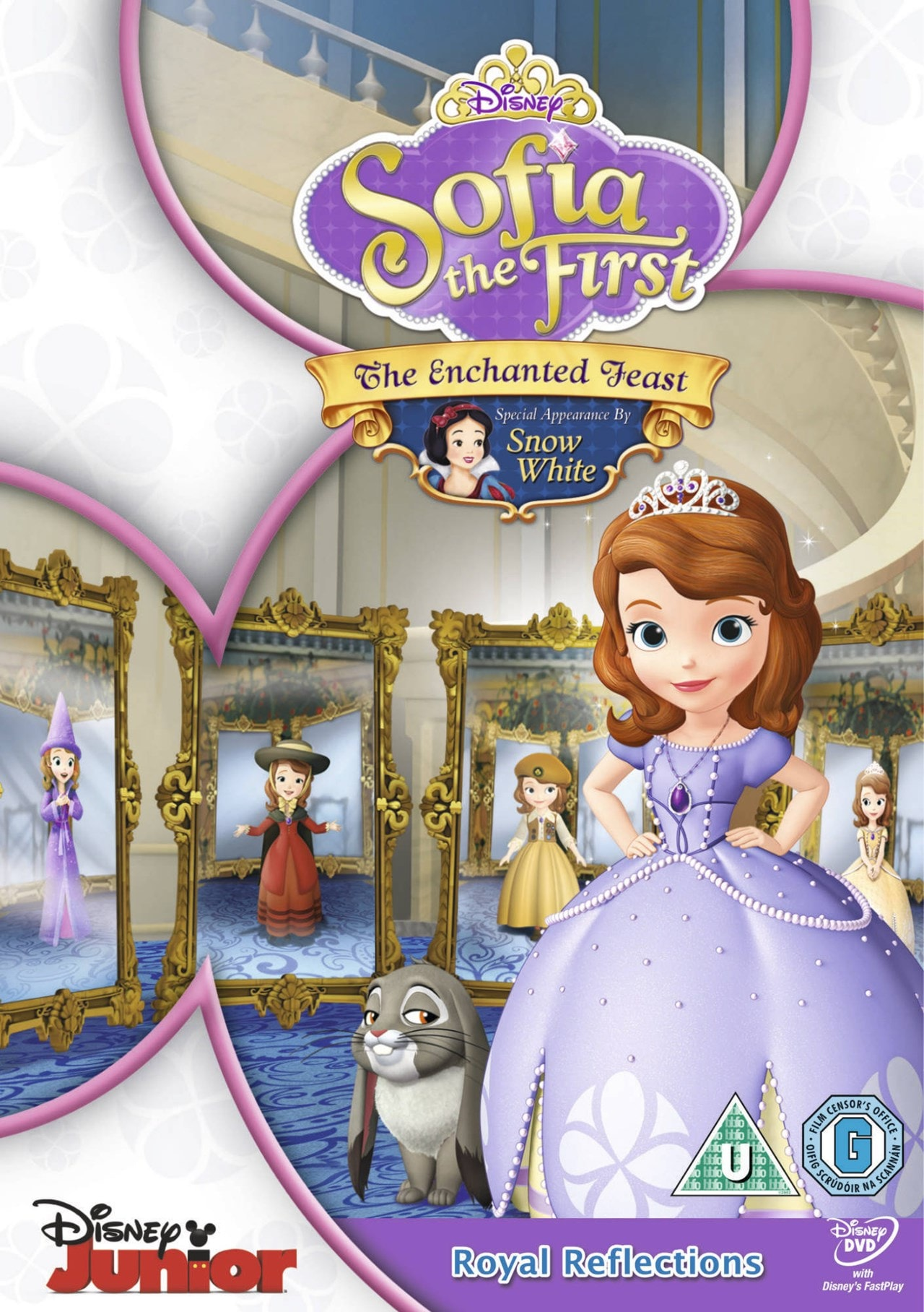 Sofia the First: The Enchanted Feast - 1