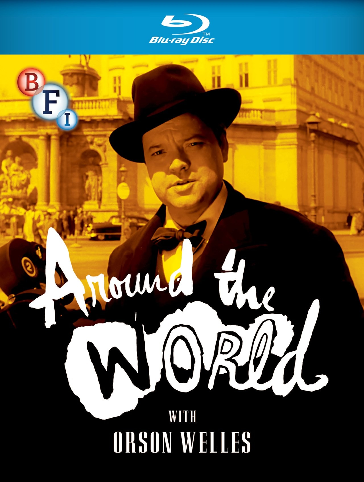 Around the World With Orson Welles - 1