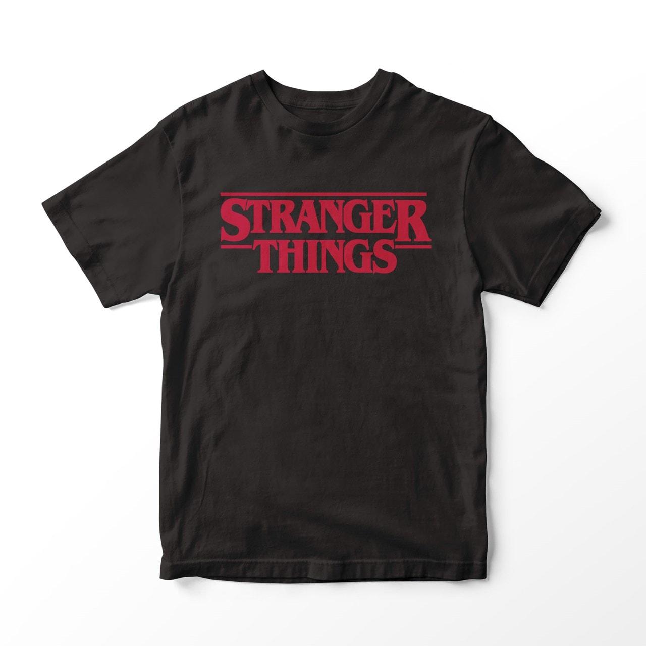 Stranger Things: Original Logo (hmv Exclusive) (Large) - 1