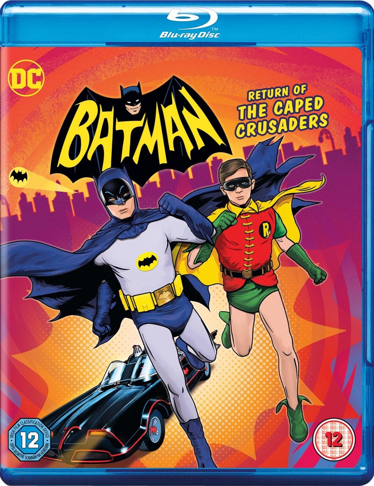 Batman: Return of the Caped Crusaders - 1