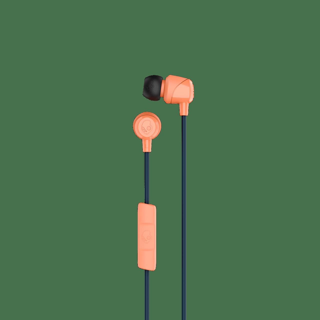 Skullcandy Jib Sunset/Black Earphones W/Mic - 2