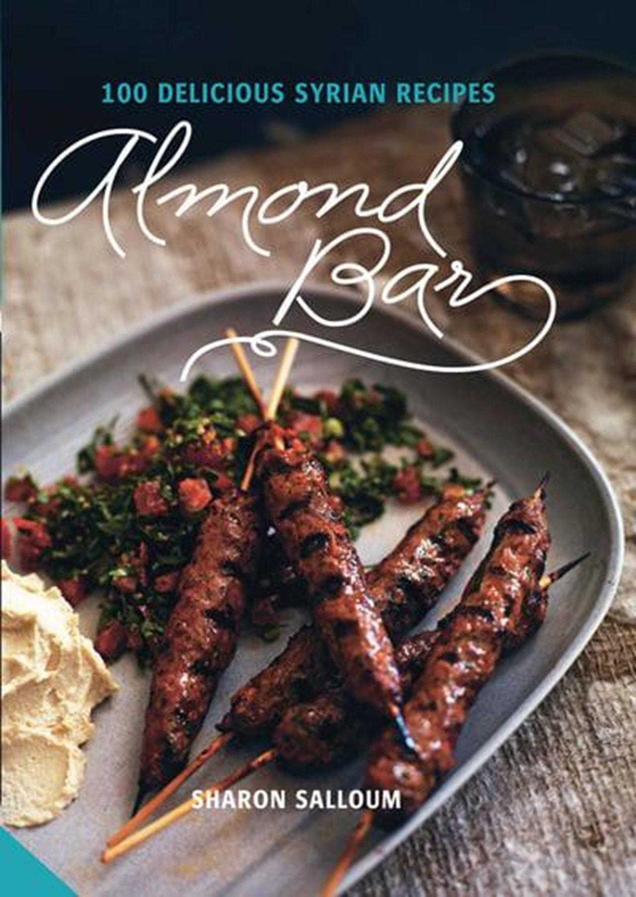 Almond Bar - 1