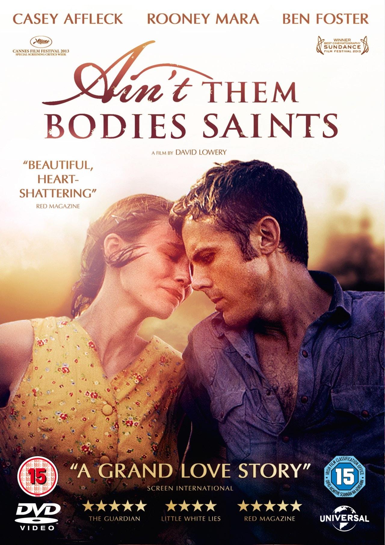 Ain't Them Bodies Saints - 1