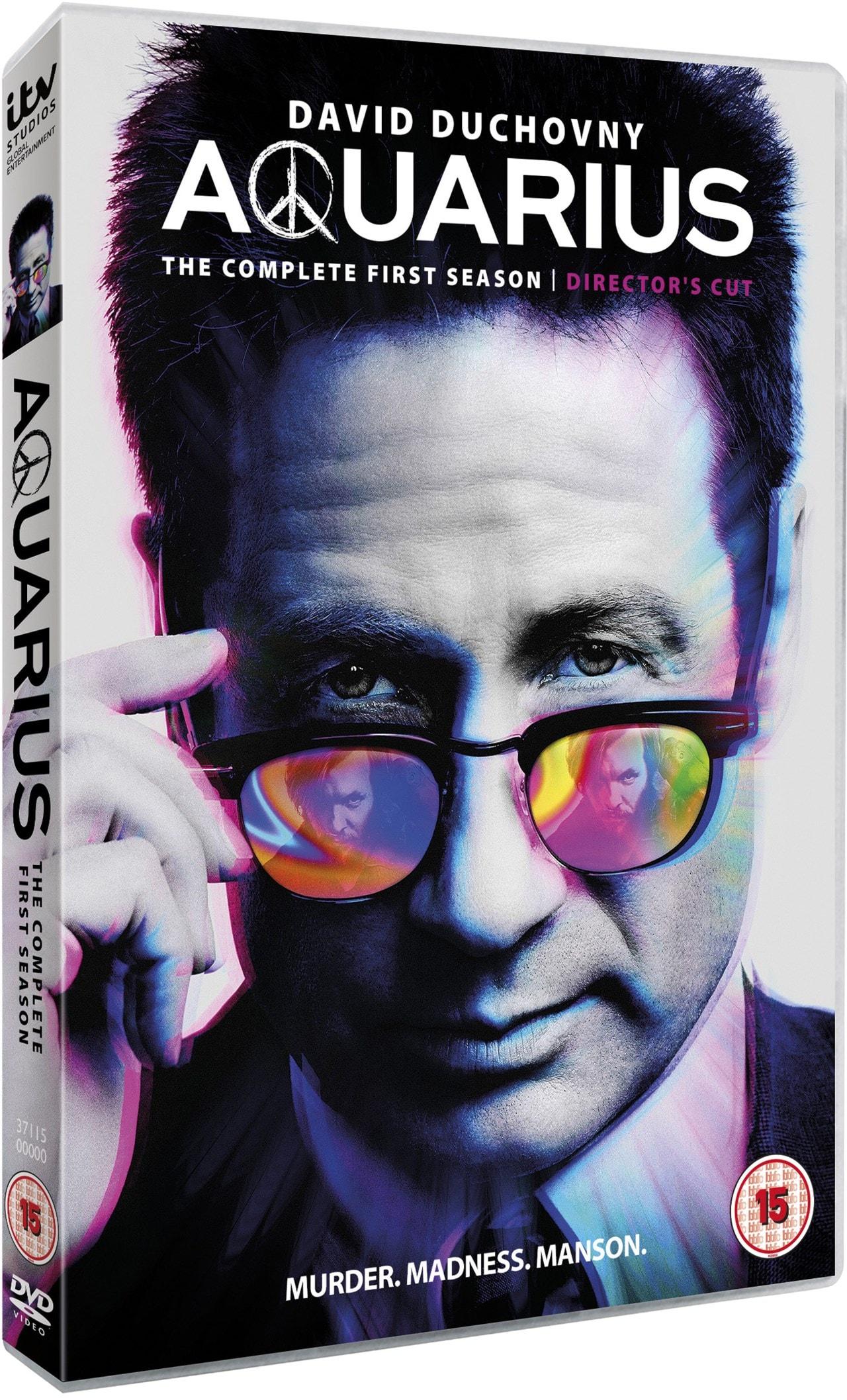 Aquarius: The Complete First Season - Director's Cut - 2
