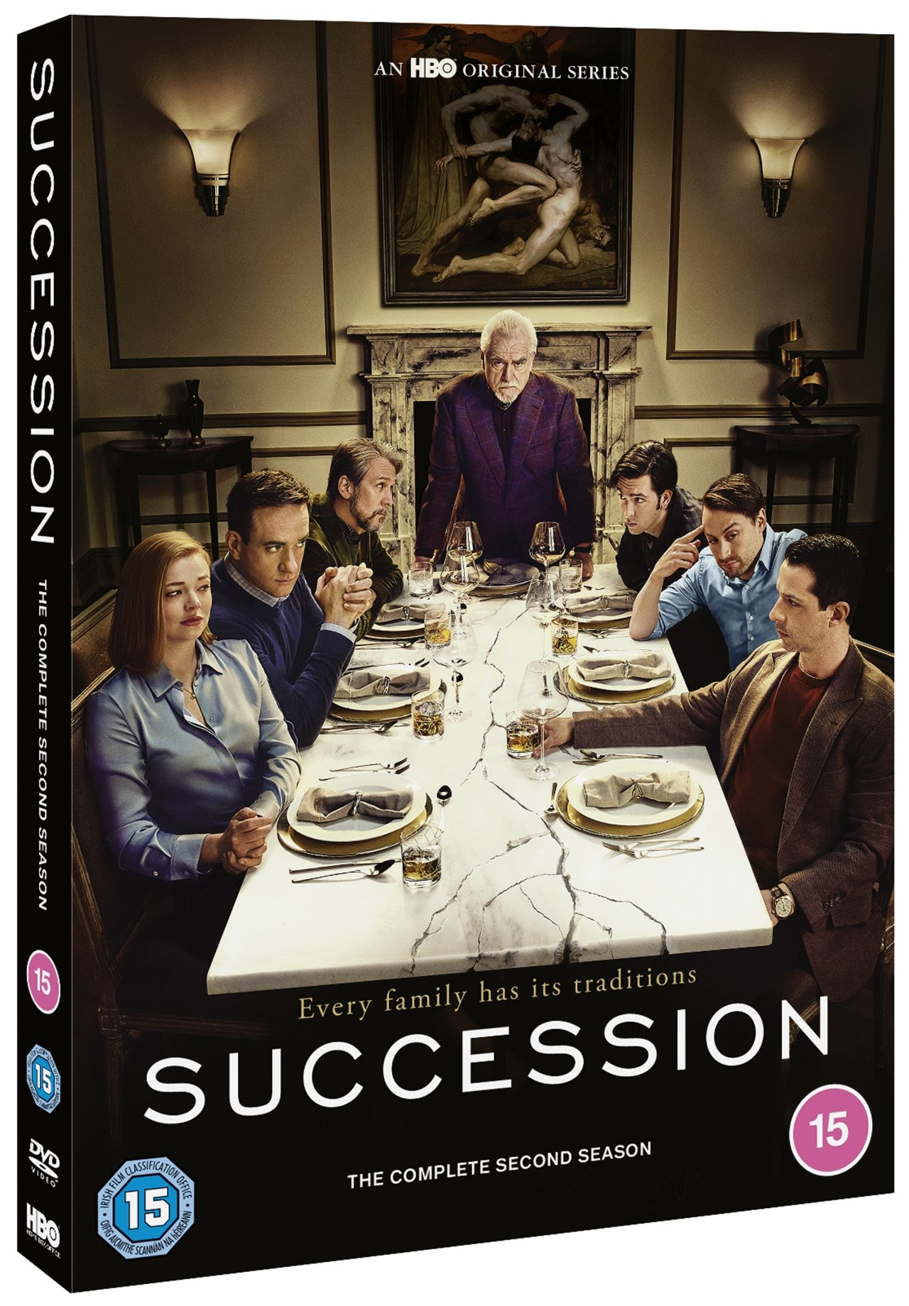 Succession: The Complete Second Season - 2