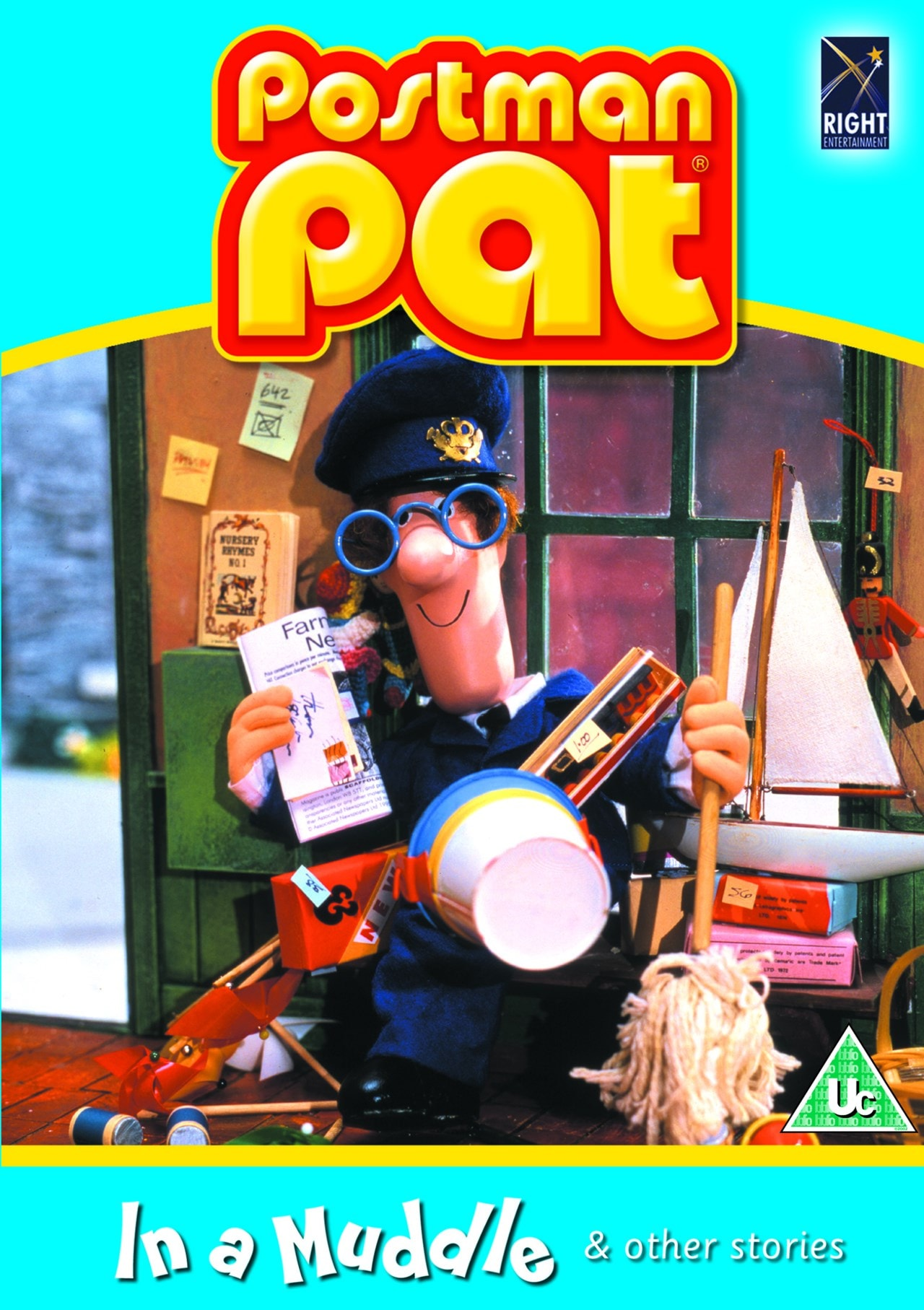Postman Pat: In a Muddle - 1