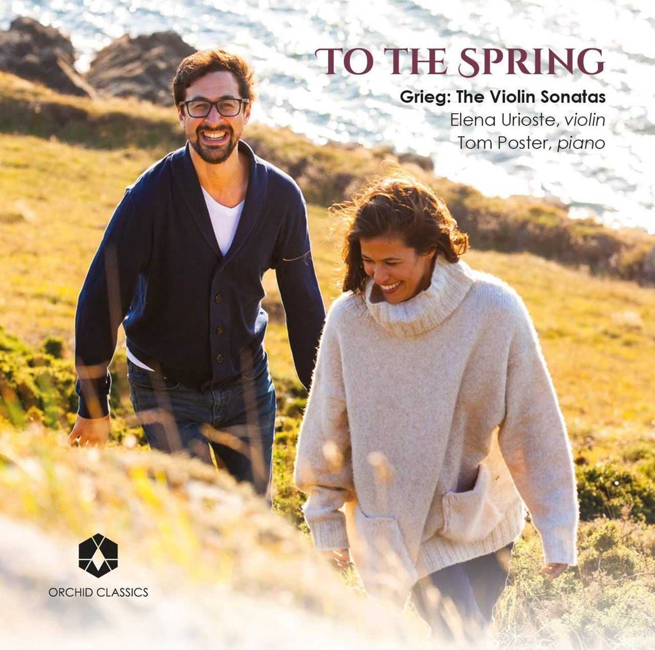 Grieg: The Violin Sonatas: To the Spring - 1