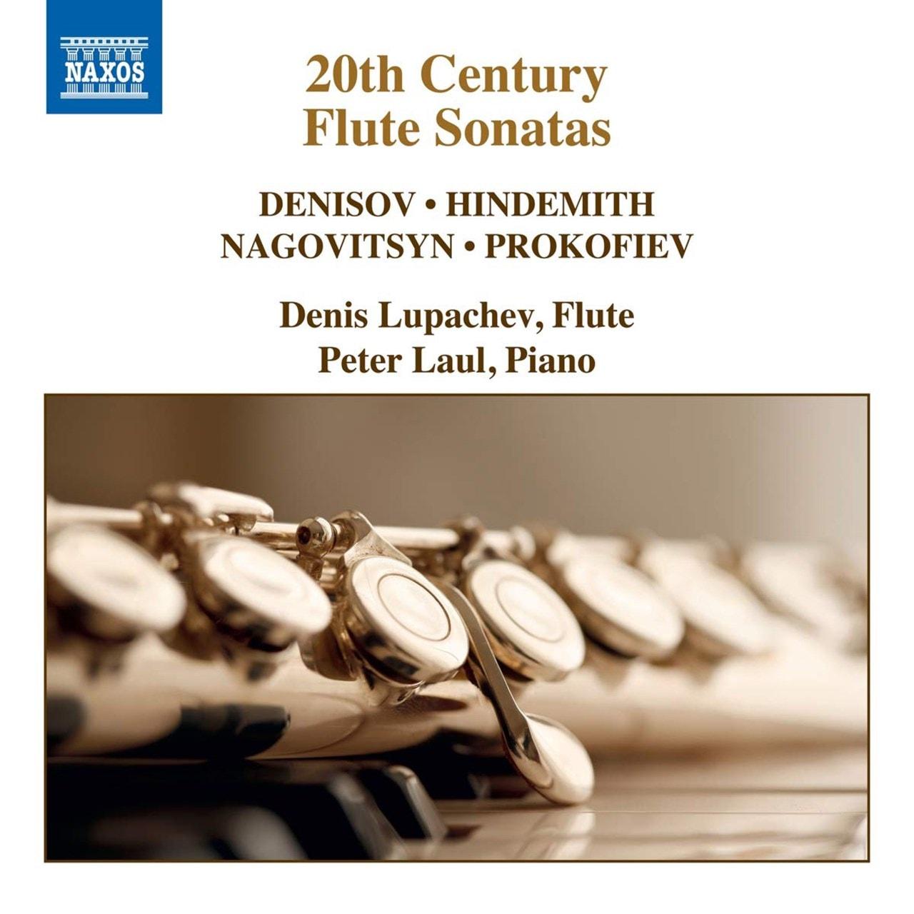 20th Century Flute Sonatas - 1