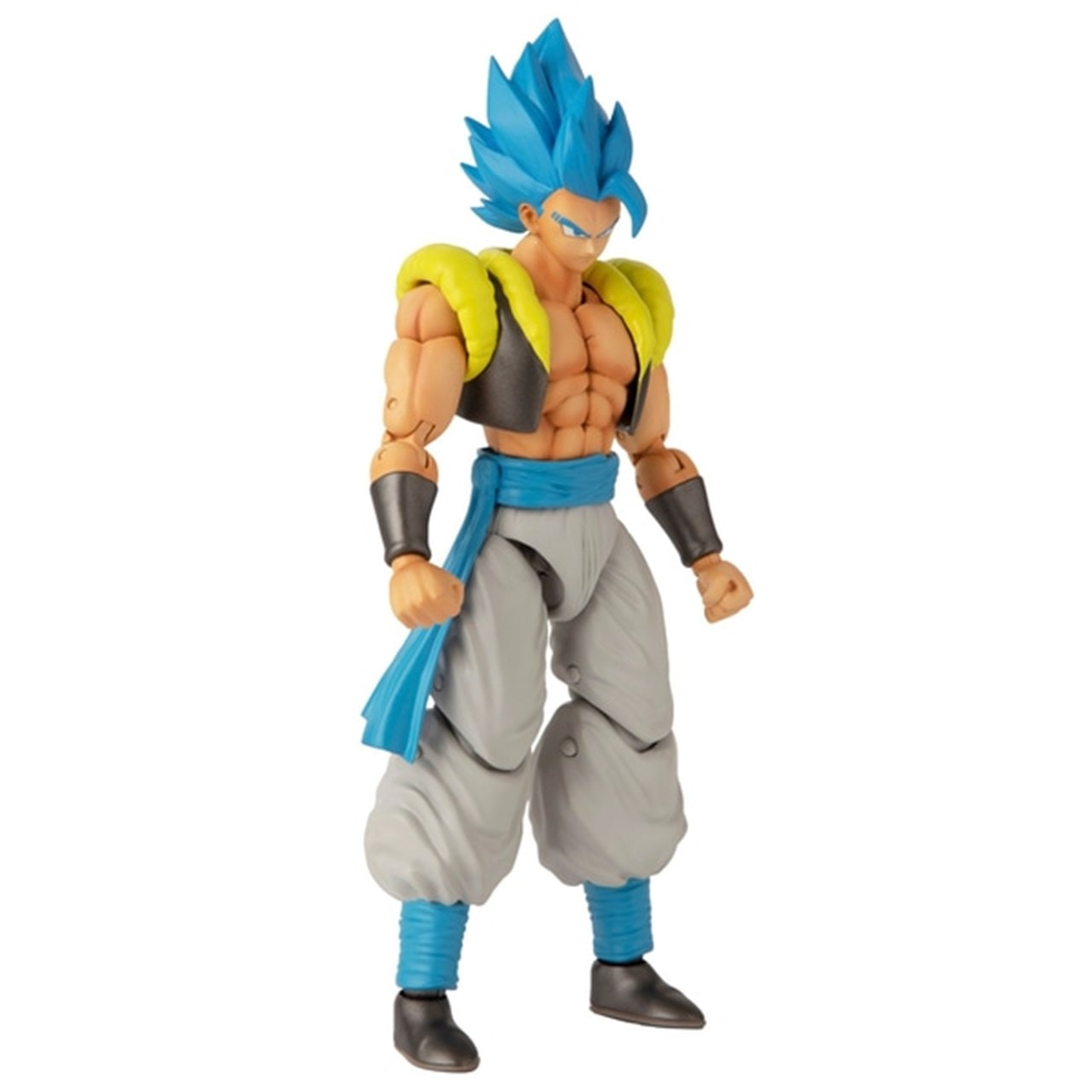 Blue Gogeta: Dragon Ball Stars Action Figure - 2