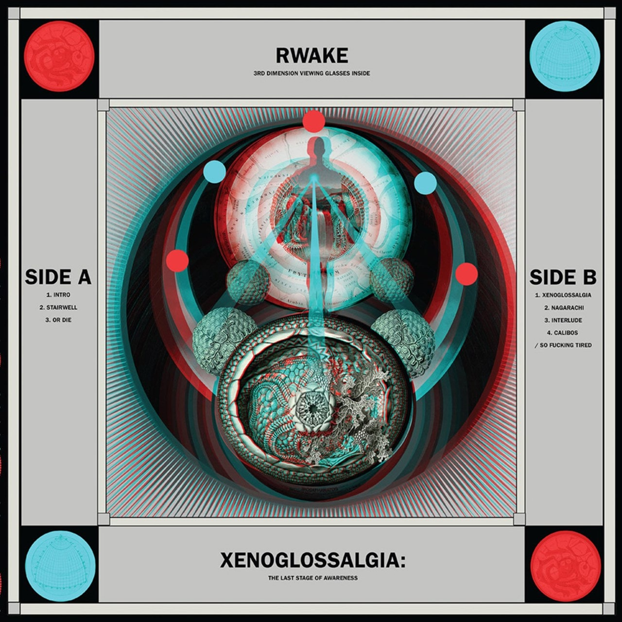 Xenoglossalgia: The Last Stage of Awareness - 1