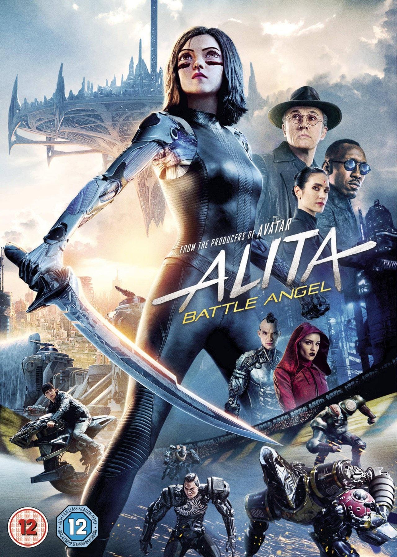 Alita Battle Angel Hdfilme
