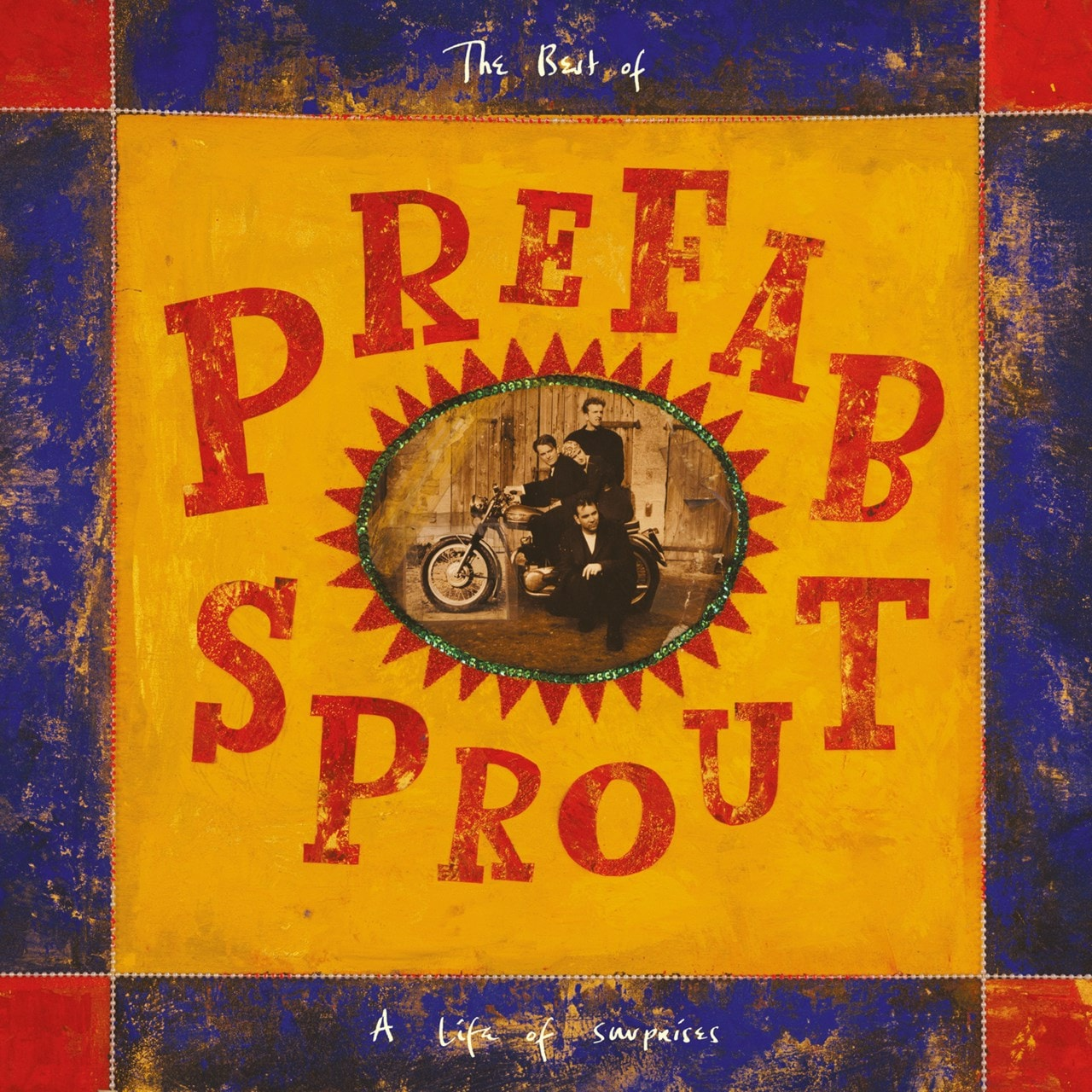A Life of Surprises: The Best of Prefab Sprout - 1