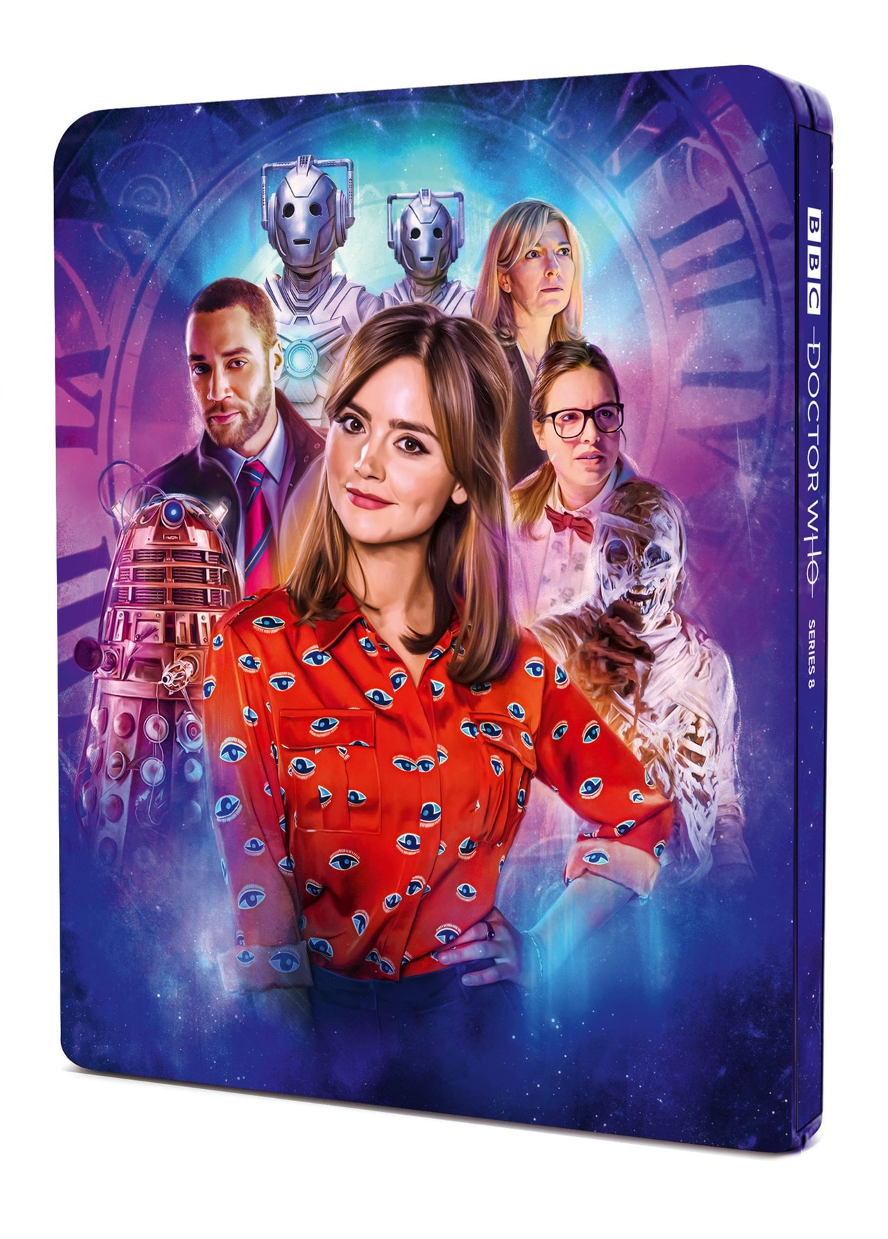 Doctor Who: The Complete Eighth Series Limited Edition Steelbook - 2