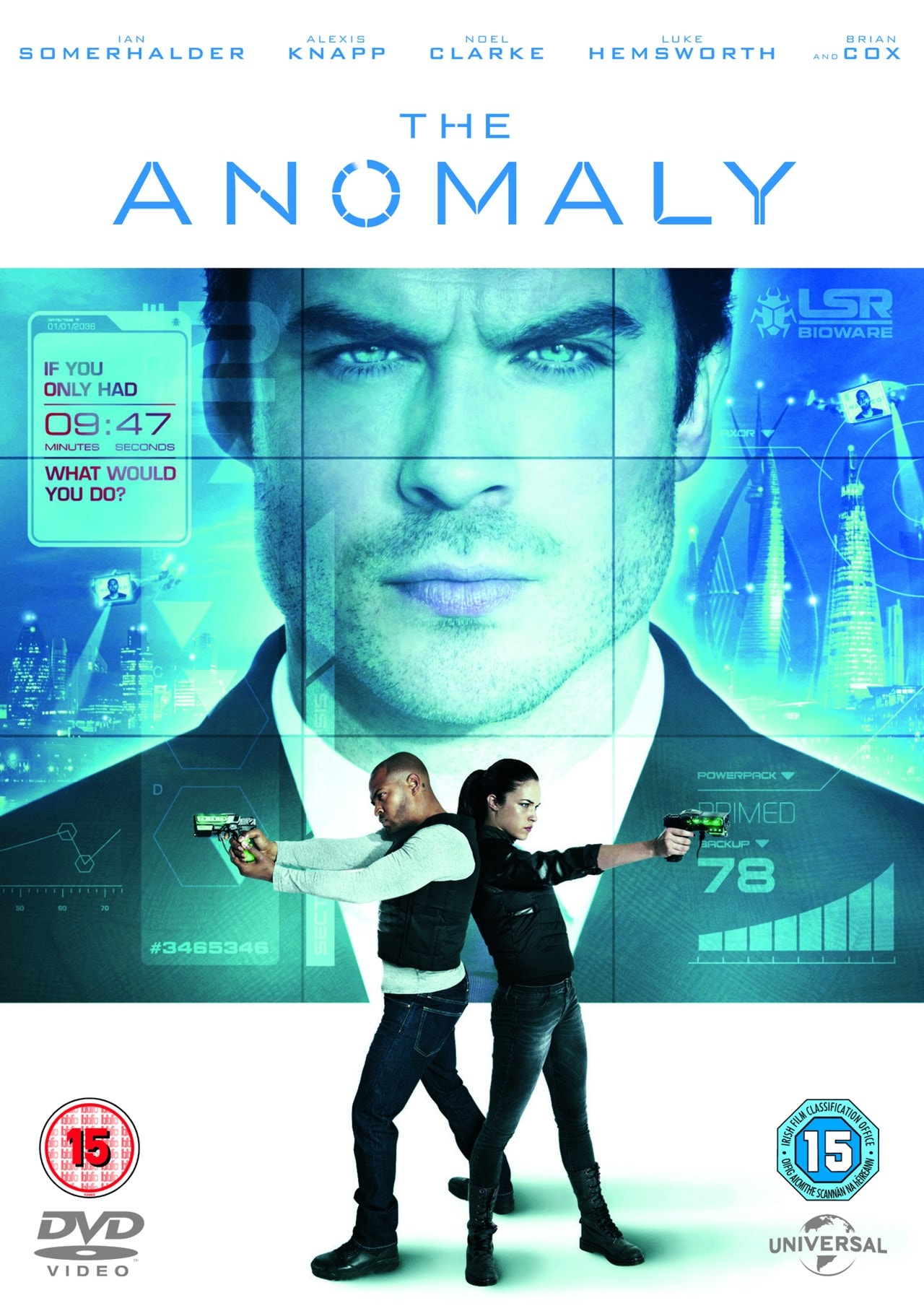 The Anomaly - 1