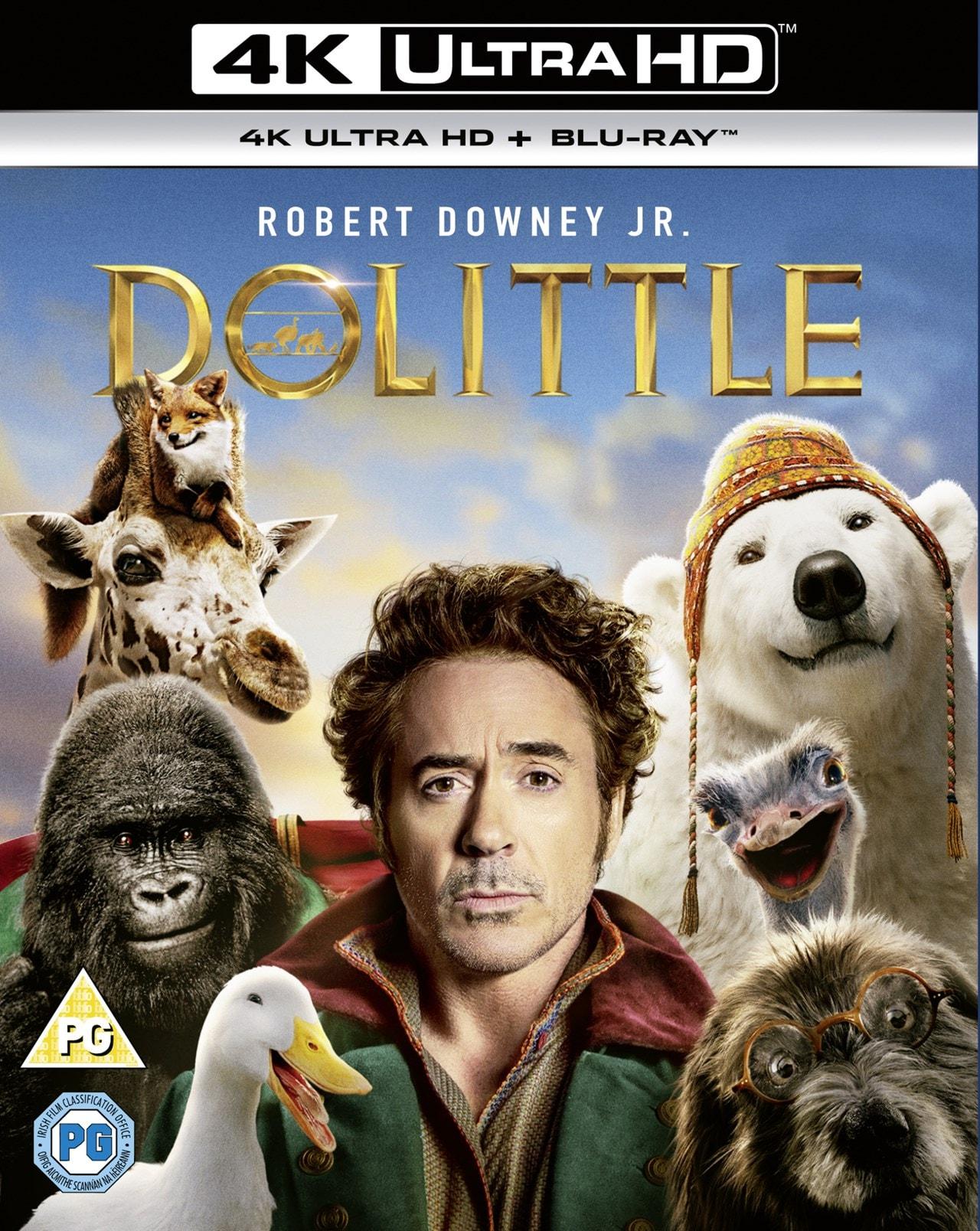 Dolittle - 1