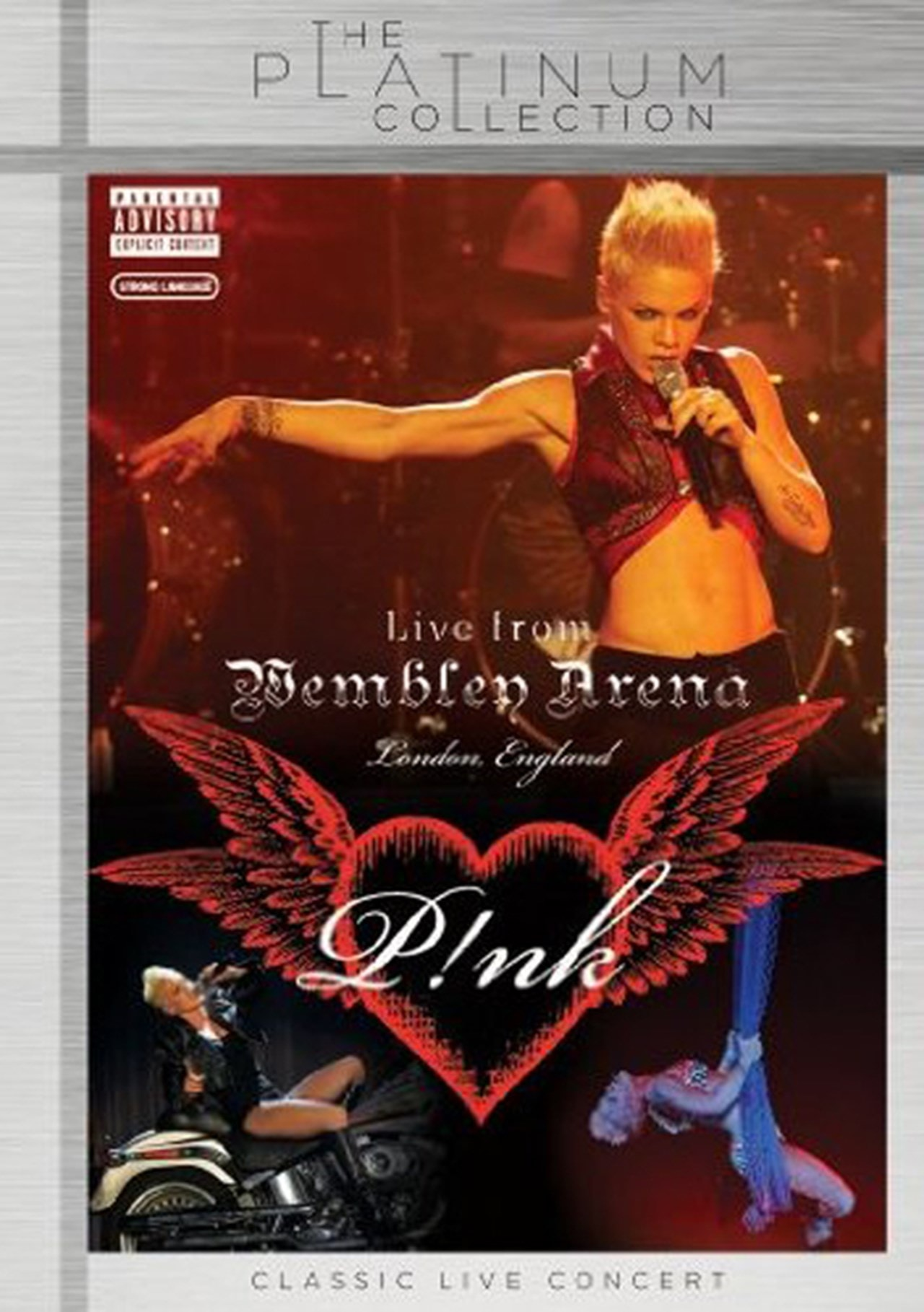 Pink: Live from Wembley Arena - London, England - 1