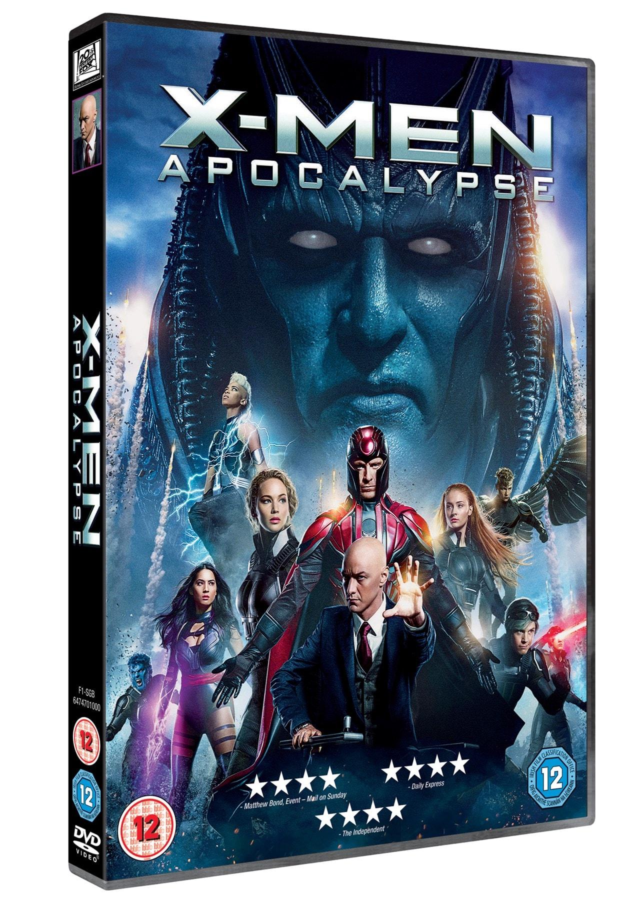 X-Men: Apocalypse - 2