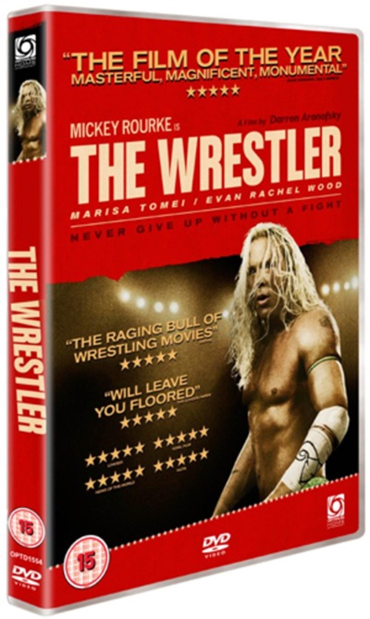 The Wrestler - 1