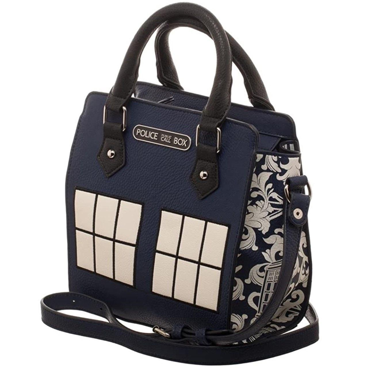 Doctor Who: Tardis Handbag - 2