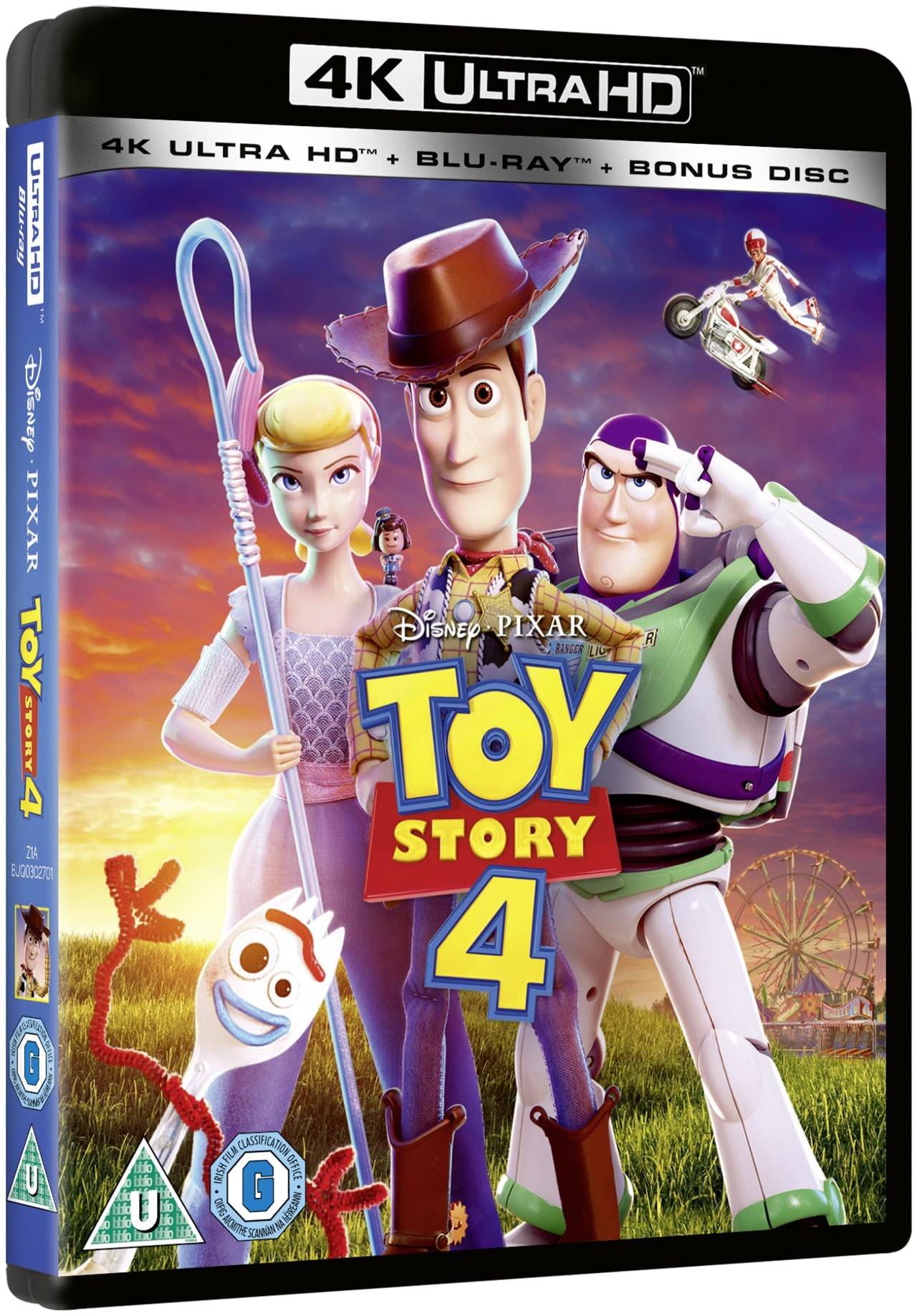 Toy Story 4 - 2