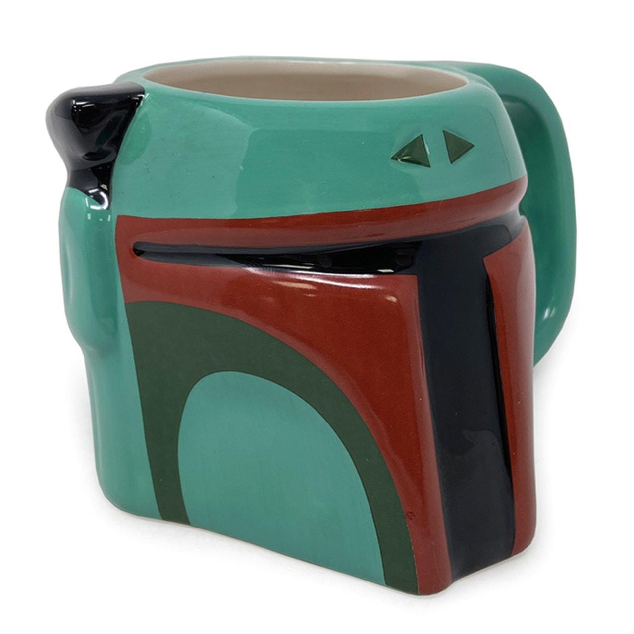 Boba Fett: Star Wars Shaped Mug - 2