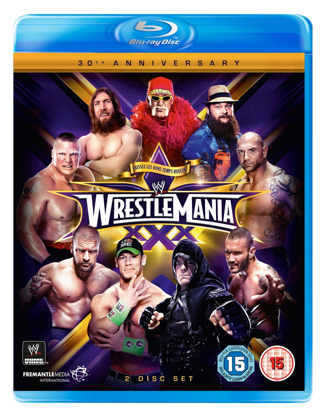 WWE: WrestleMania 30 - 1