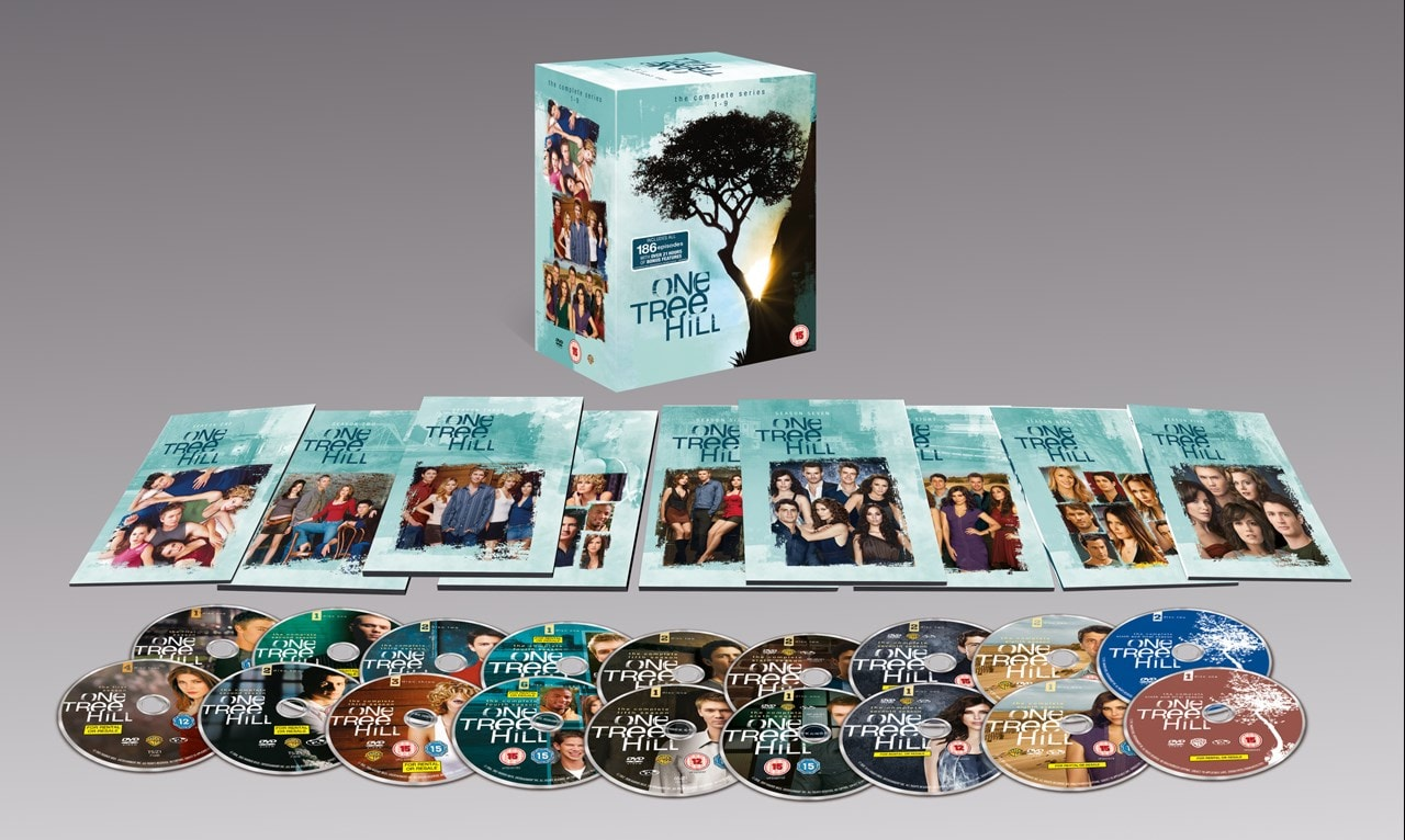One Tree Hill: The Complete Series 1-9 - 3